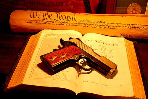 The Second Amendment and Guns