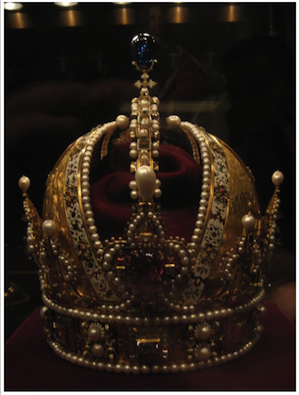 A Bejeweled Crown