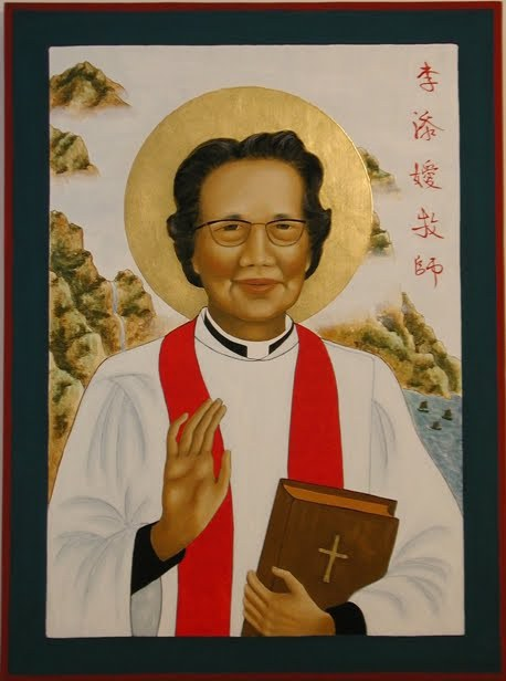 The Rev. Mother Florence Li-Tim O