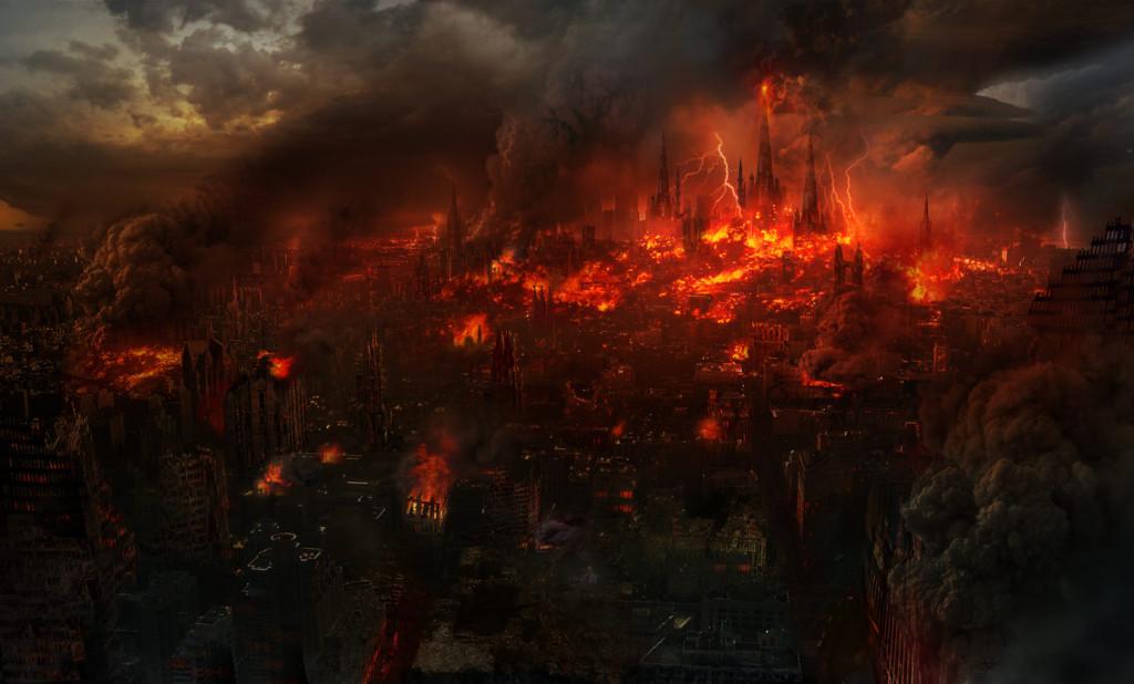 Apocalyptic Desktop