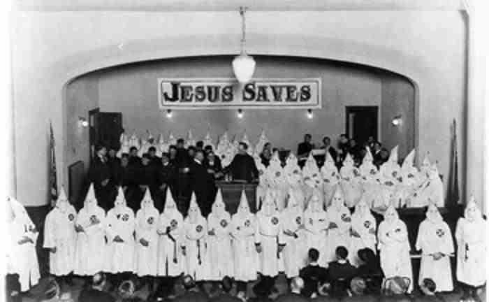 KKK-Jesus-Saves-Christian-Prayer-Meeting