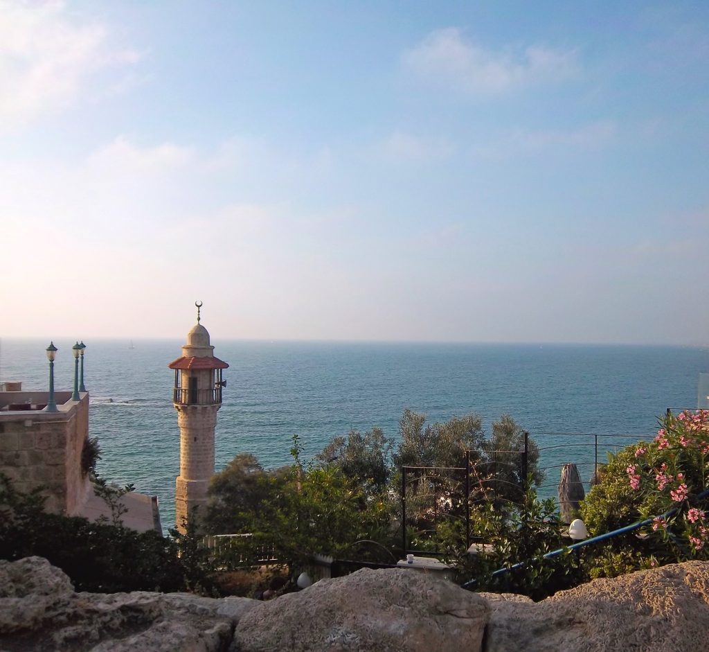 One of my favorite places in Yafo (biblical Joppa).