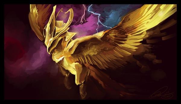 The Host of Seraphim