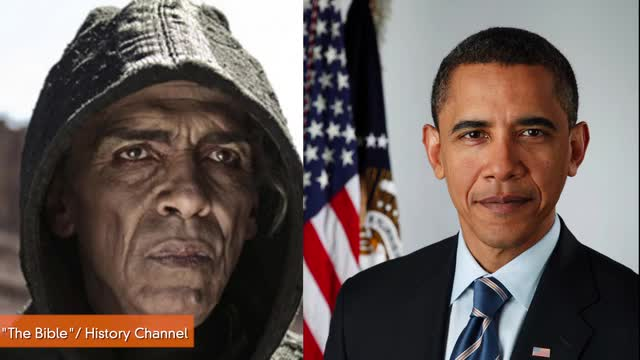 History Channel Obama
