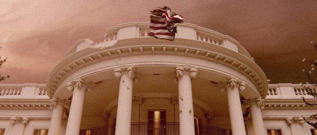 White House - Flag
