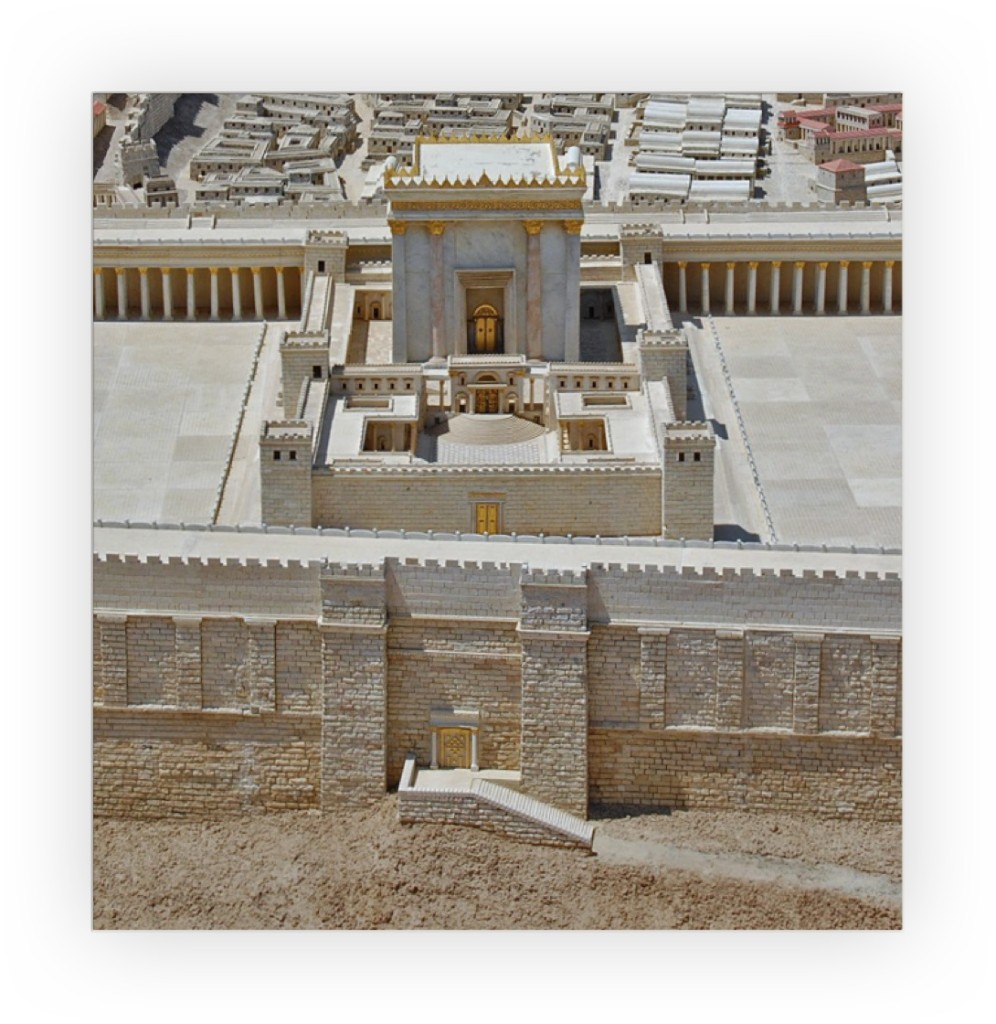Reconstruction of the Herodian Temple