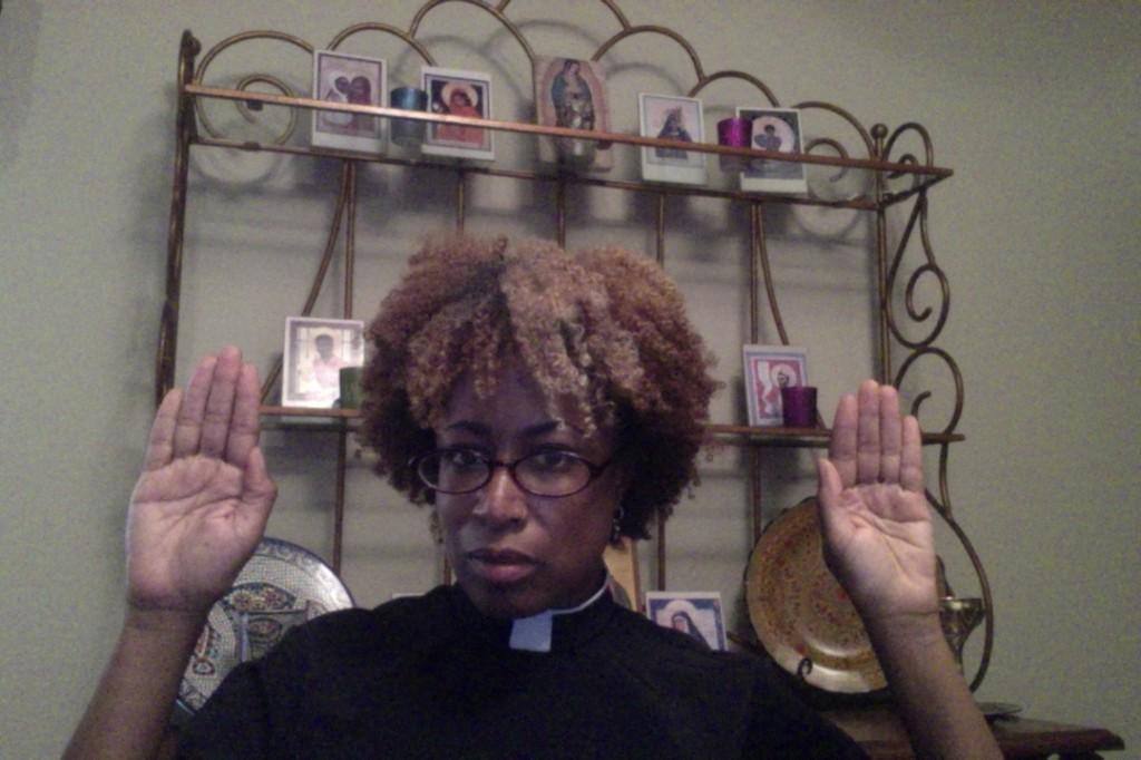 Wil hands up