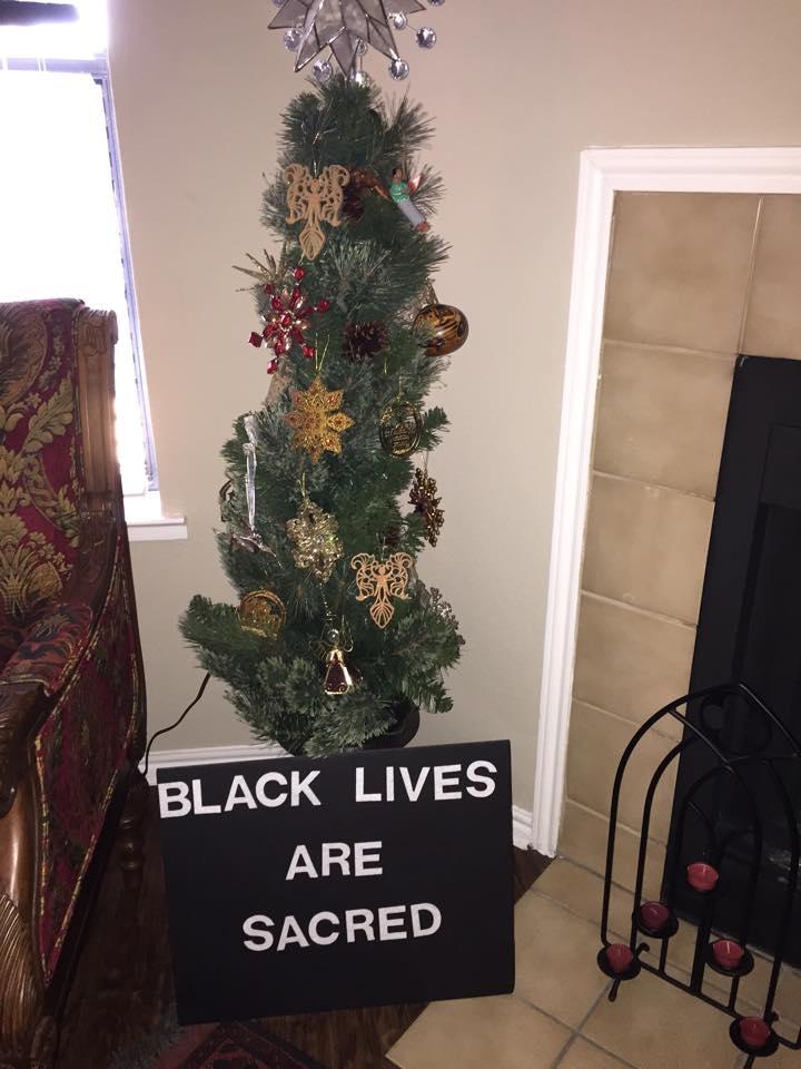 Black Lives are Sacred