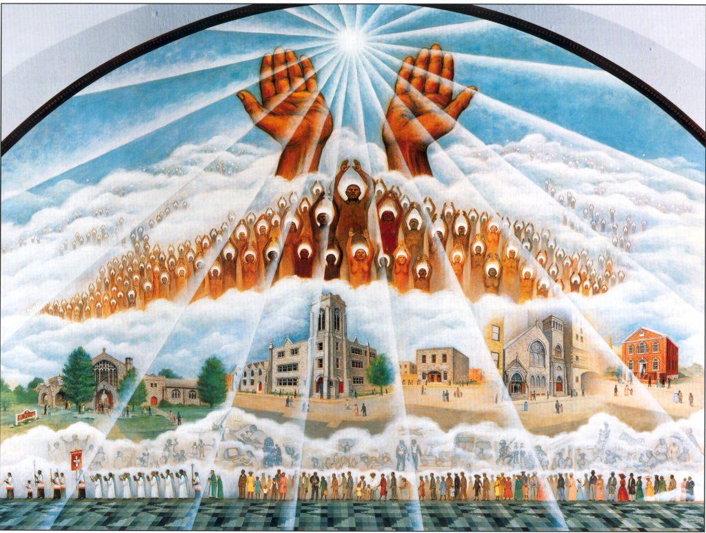 Extraordinary and Everyday Saints