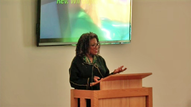 Lectures on Womanist Midrash: Schooler Institute on Preaching