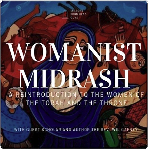 Womanist Midrash podcast